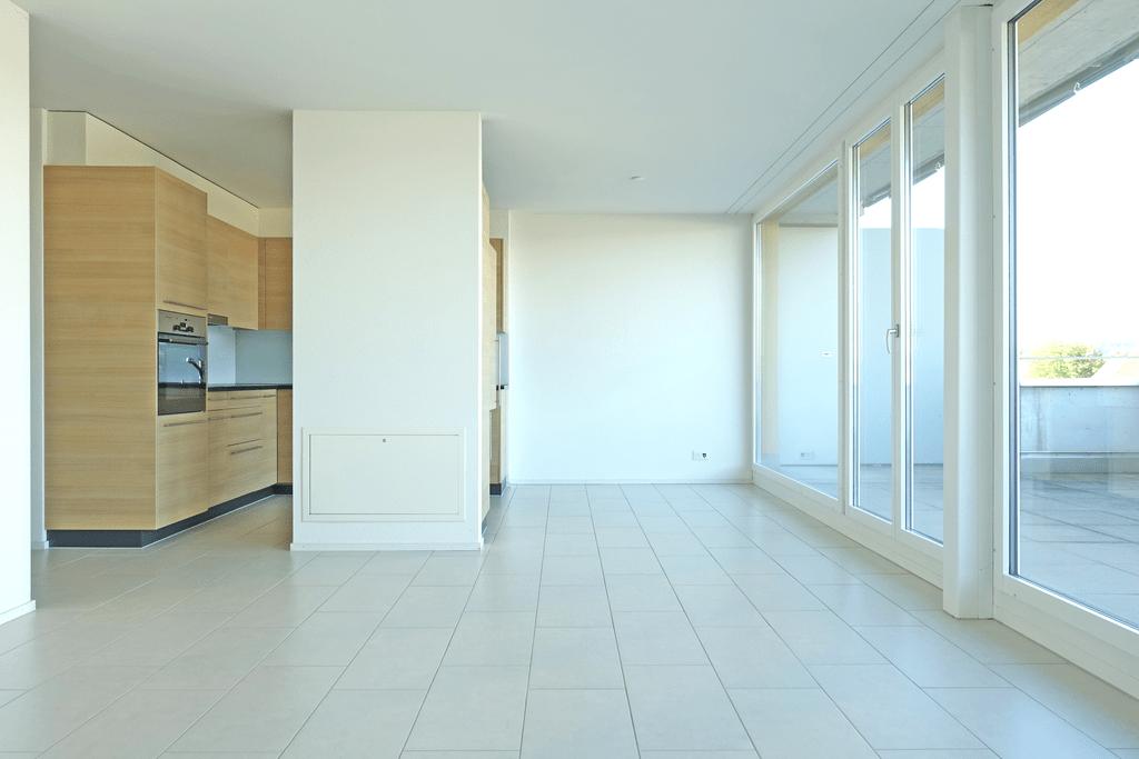 Wohnbereich/Essbereich/Küche