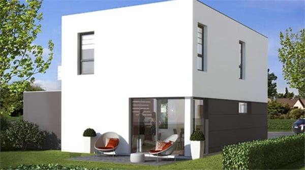Dpt Haut-Rhin (68), à vendre BARTENHEIM maison P5 de 95 m² - Terrain ...