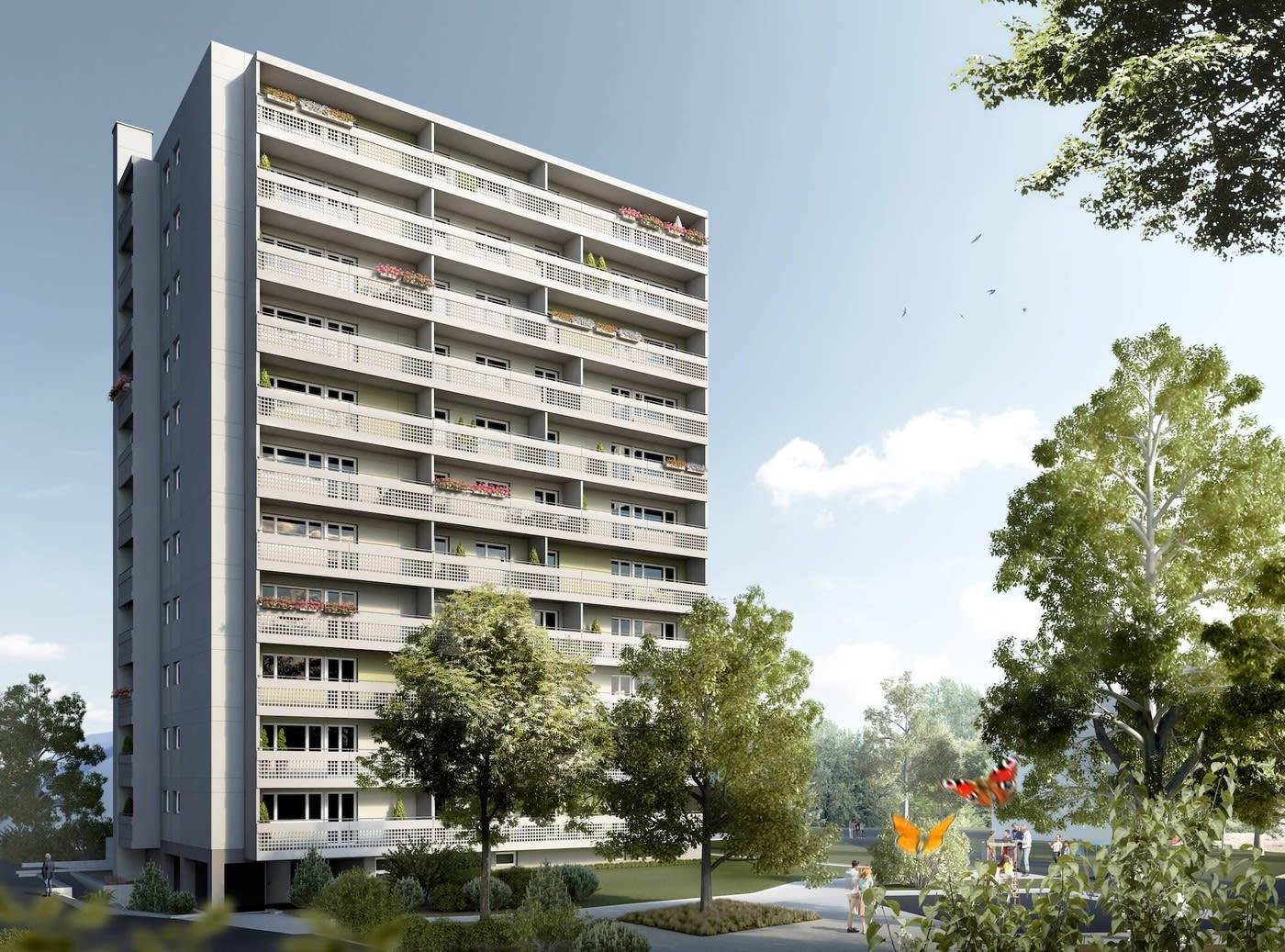 Waldhofstrasse 54