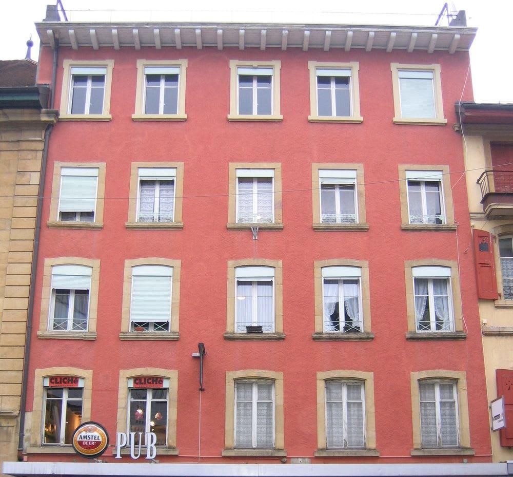 Rue du Lac 46 / Remparts 27