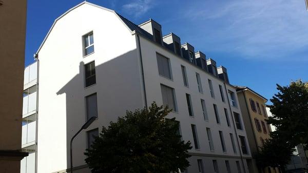 Bel appartement de pièces à vevey vevey wohnung mieten