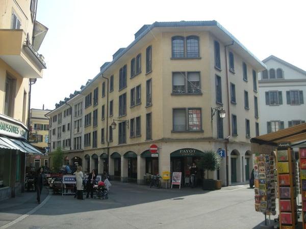 Appartement De 2 5 Pieces Au 4eme Etage Attique Vevey Rent