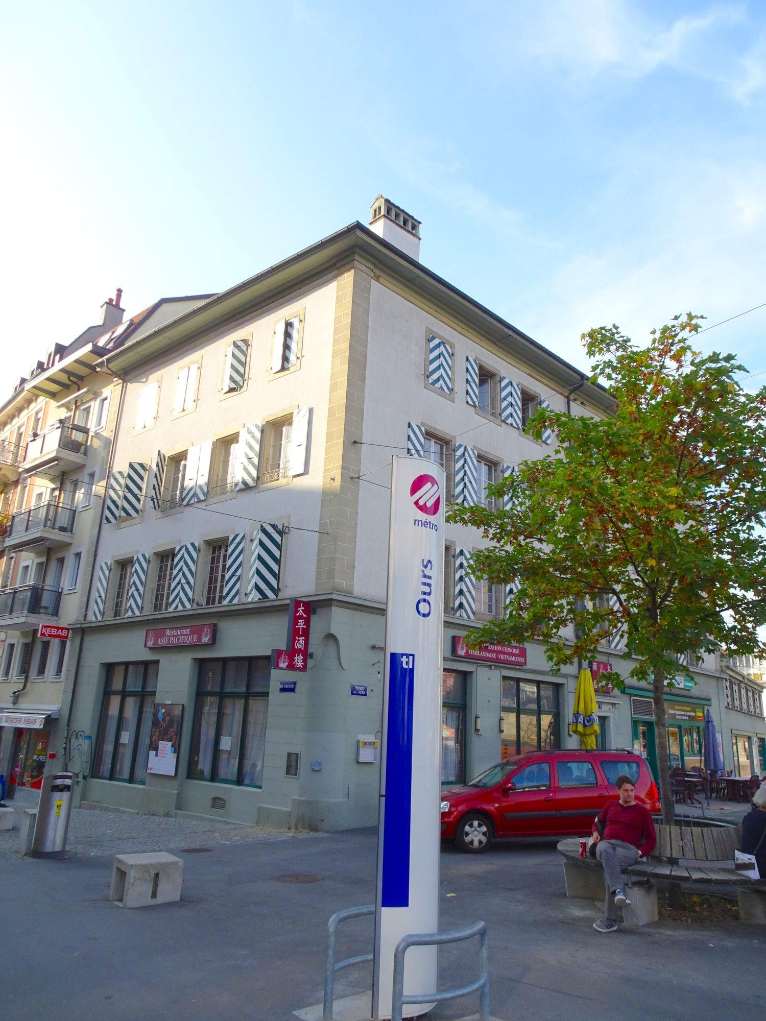 Place de l'Ours 1