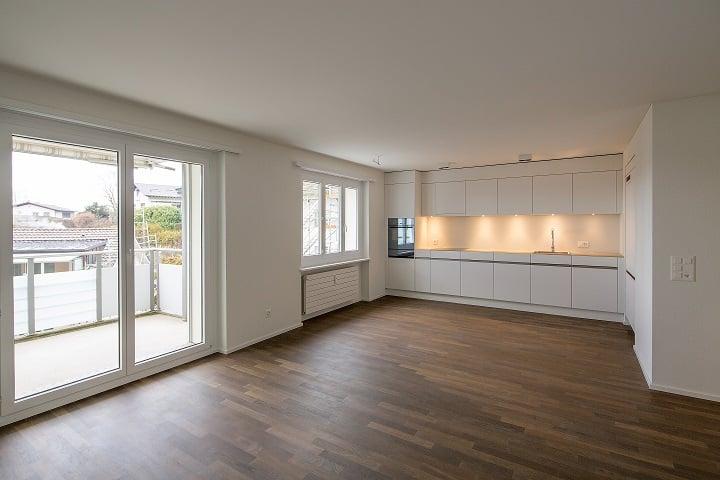 Mieten: Wohnung. Überbauung Bohlstrasse