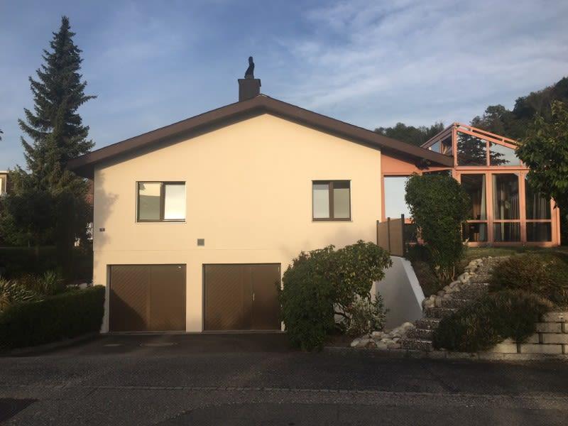 Kauf: attraktive Einfamilienhaus an ruhiger Lage mit grossem Wintergarten