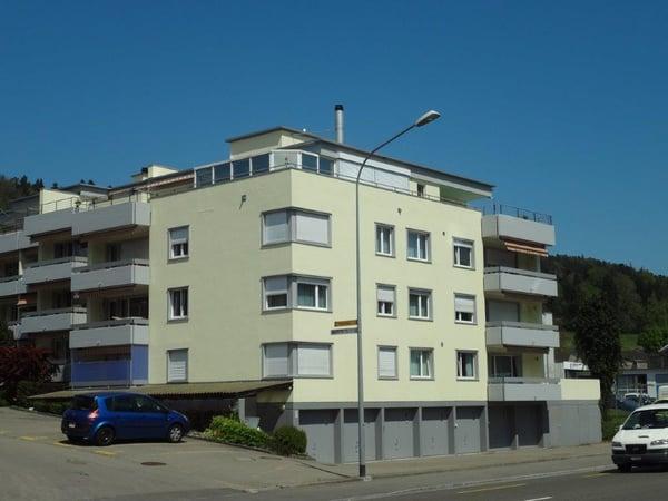 Schön Renovierte 1 Zimmerwohnung Wil Sg Wohnung Mieten Homegatech