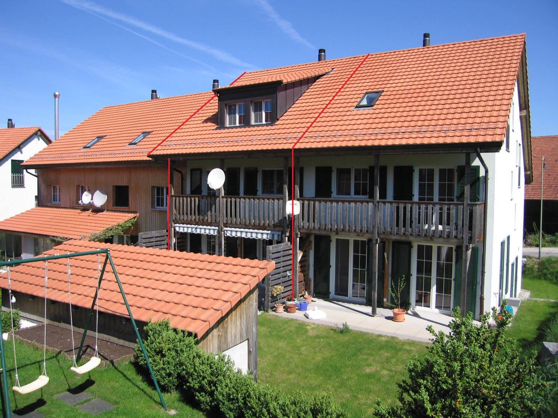 Einfamilienhaus mit viel Platz und Raum