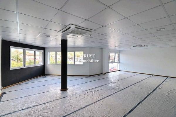Bureau à vendre zone commerciale de châteauneuf conthey conthey