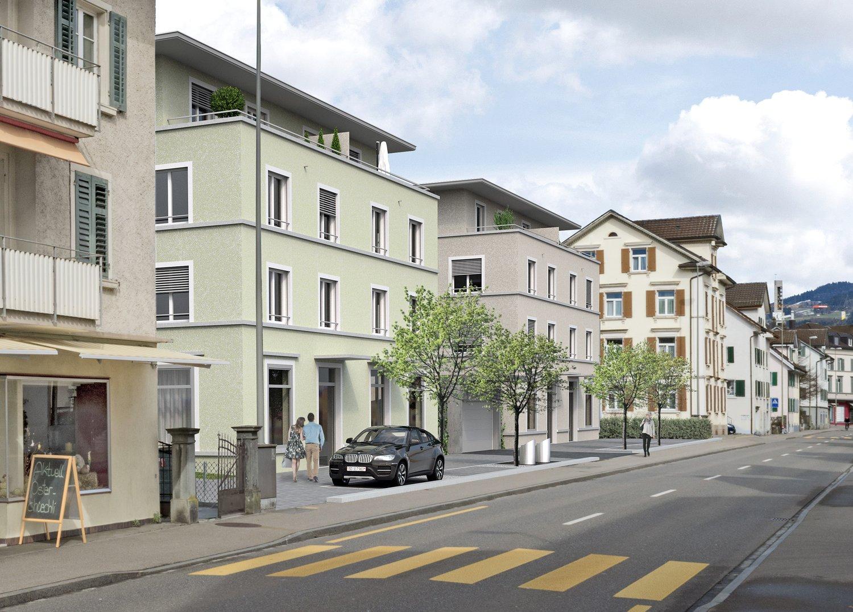 Rapperswilerstrasse / Talgartenstrasse