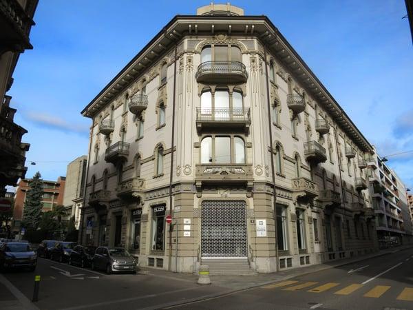 Open Space moderno in palazzo d\'epoca di prestigio, Lugano   Büro ...