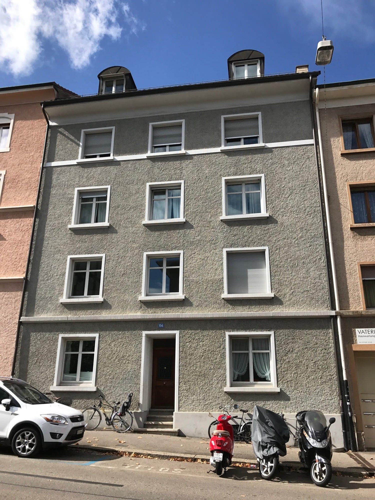 Mülhauserstrasse 156