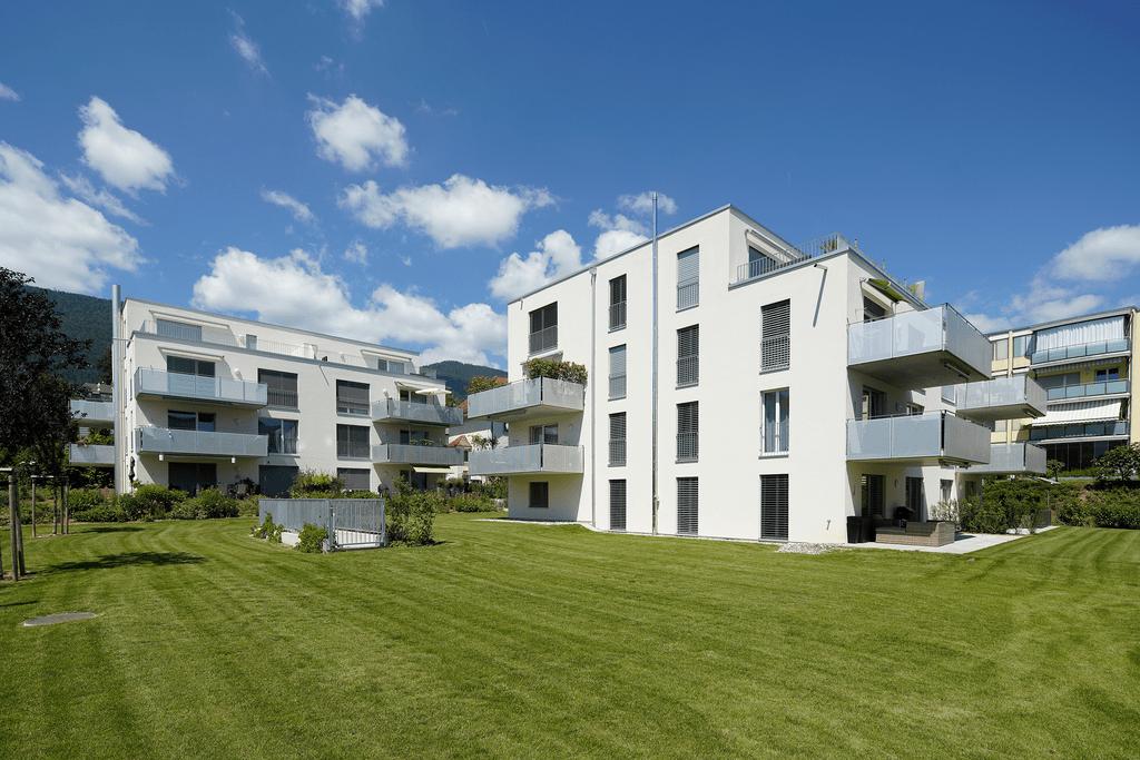 Wissbächlistrasse 19 (Haus A)