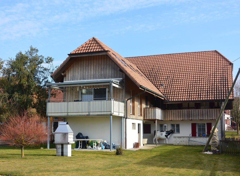 Grosses Seeländer Bauernhaus