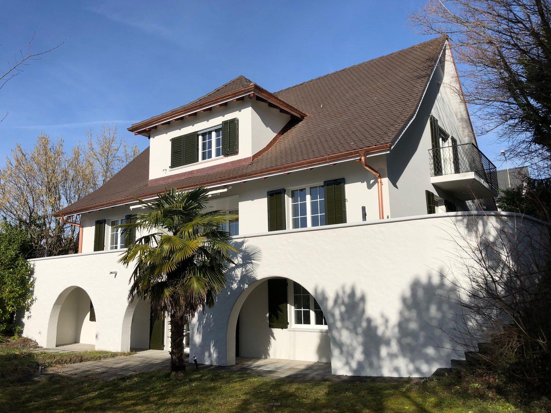 Miete: Wohnen in der Villa am See