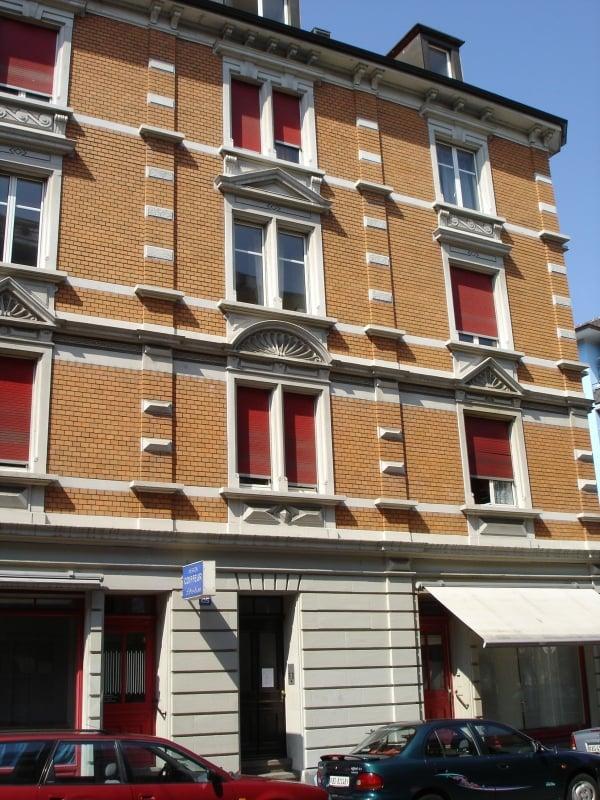 Hammerstrasse 105