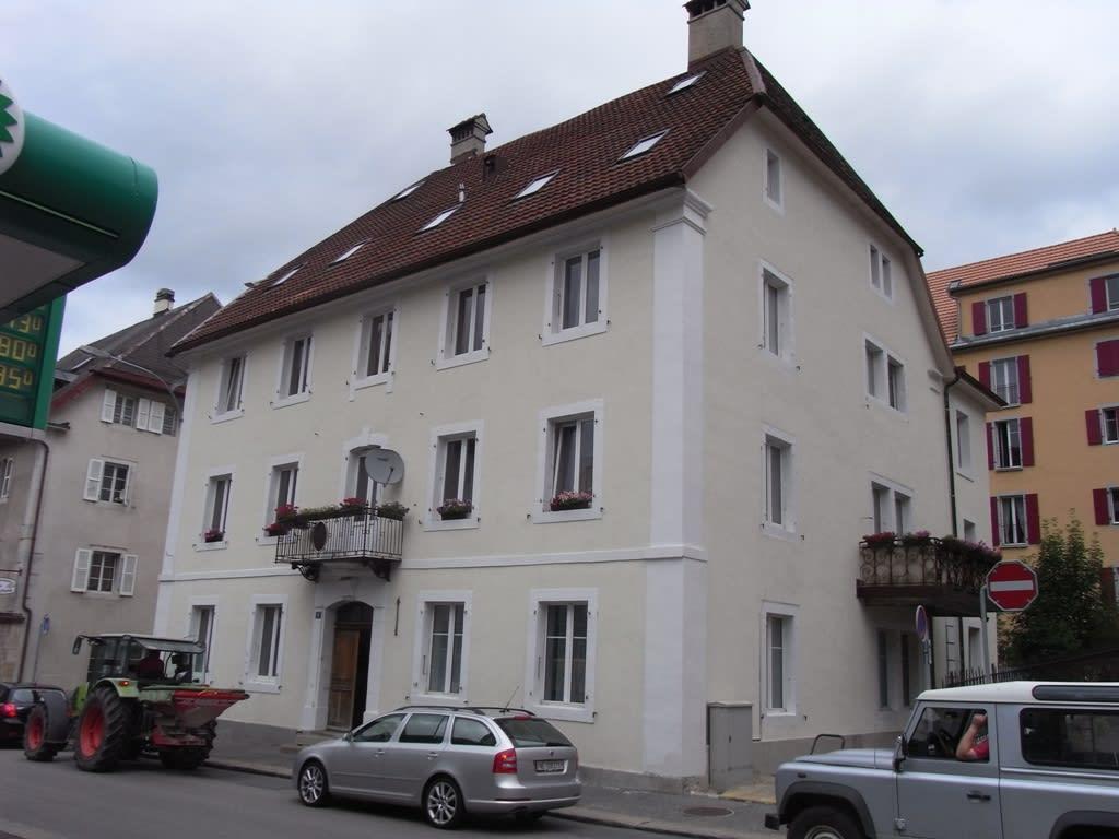 Rue de l'Hôtel-de-Ville 9
