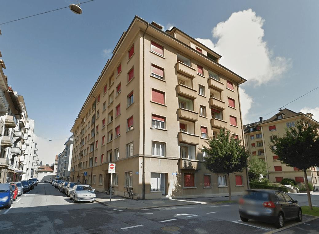 Rue François-Guillimann 9