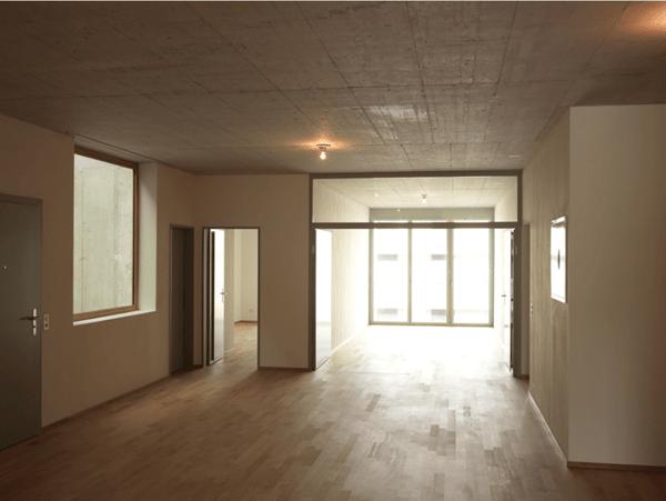 Freie Genossenschaftswohnung Grosszügige Moderne 45 Zimmer