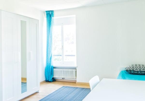 Moderne möblierte 1-Zimmer Apartments (ca. 20 m2), Zürich | rent ...