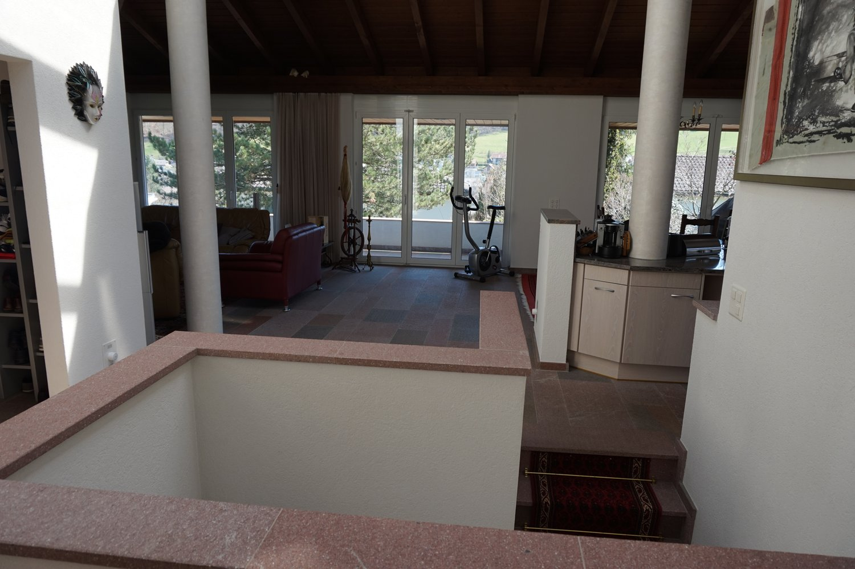 Sehr Schönes Landhaus ( Ausbaufähig ) Mit Grosser Garage ( 5 6 Fahrzeuge ),  Schöne Aussicht, Bubendorf | Buy Single House | Homegate.ch