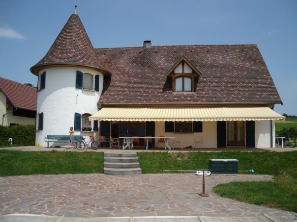 Villa Mit Pferdestall villa mit pferdestall im elsass, werentzhouse | villa kaufen