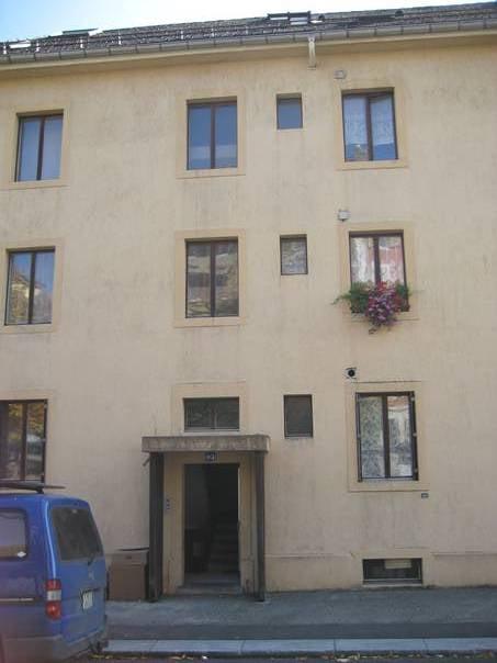 Rue du Temple - Allemand 93
