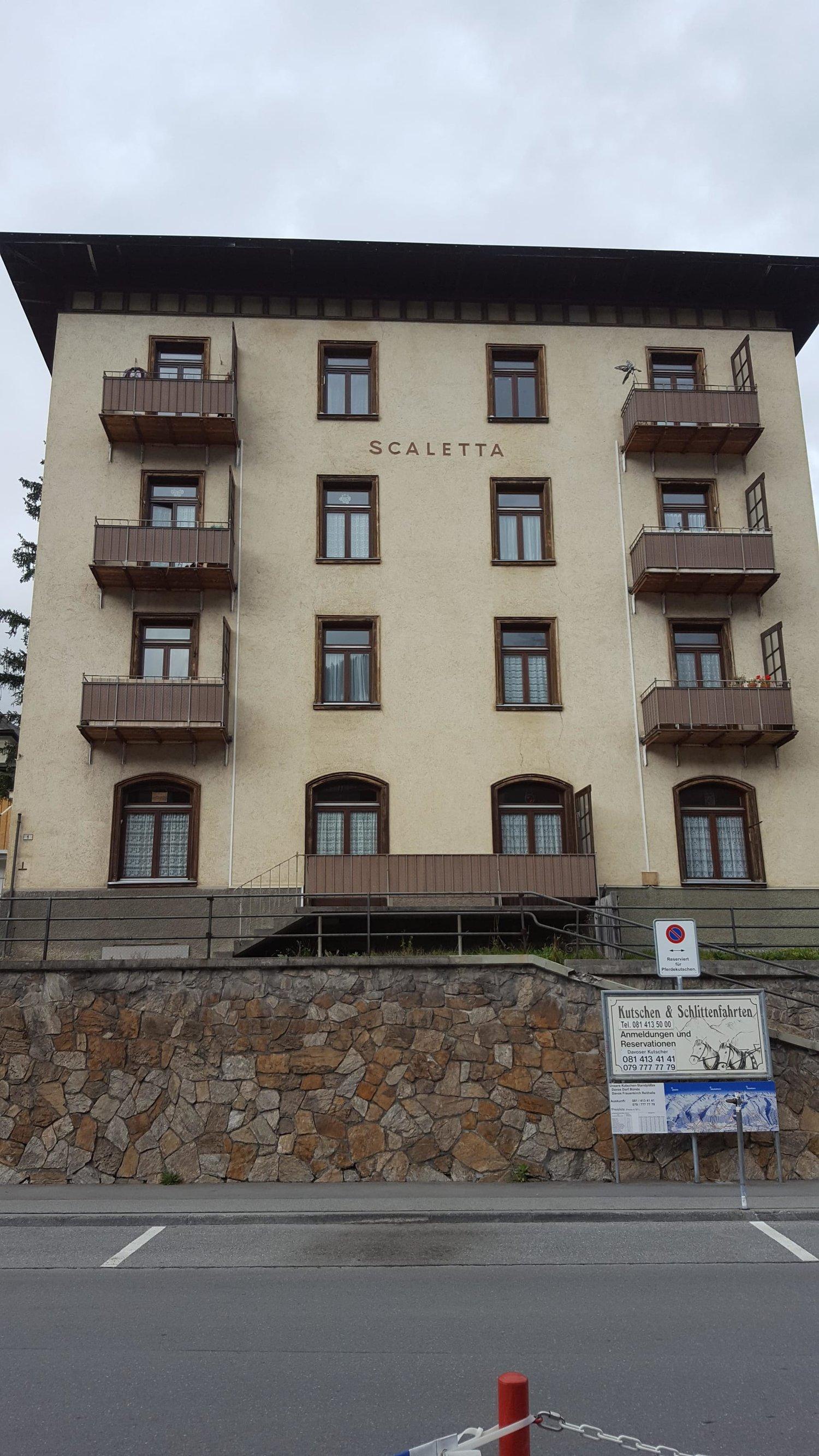Talstrasse 1