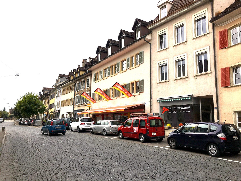 rue de l'hopital 22
