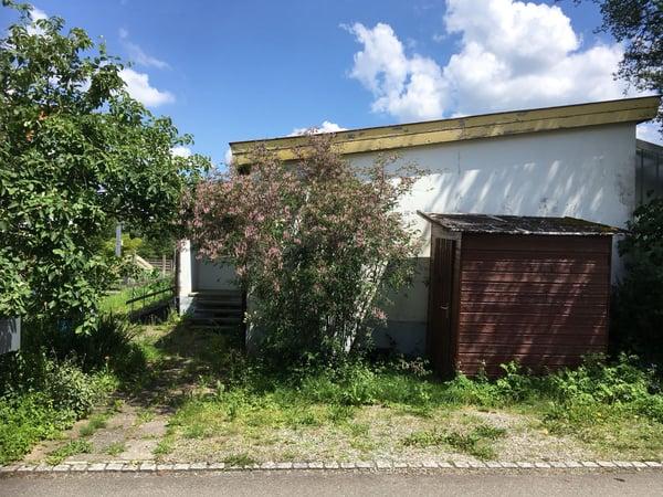 Bauland In Ruhigem Wohnquartier Zu Verkaufen Mit