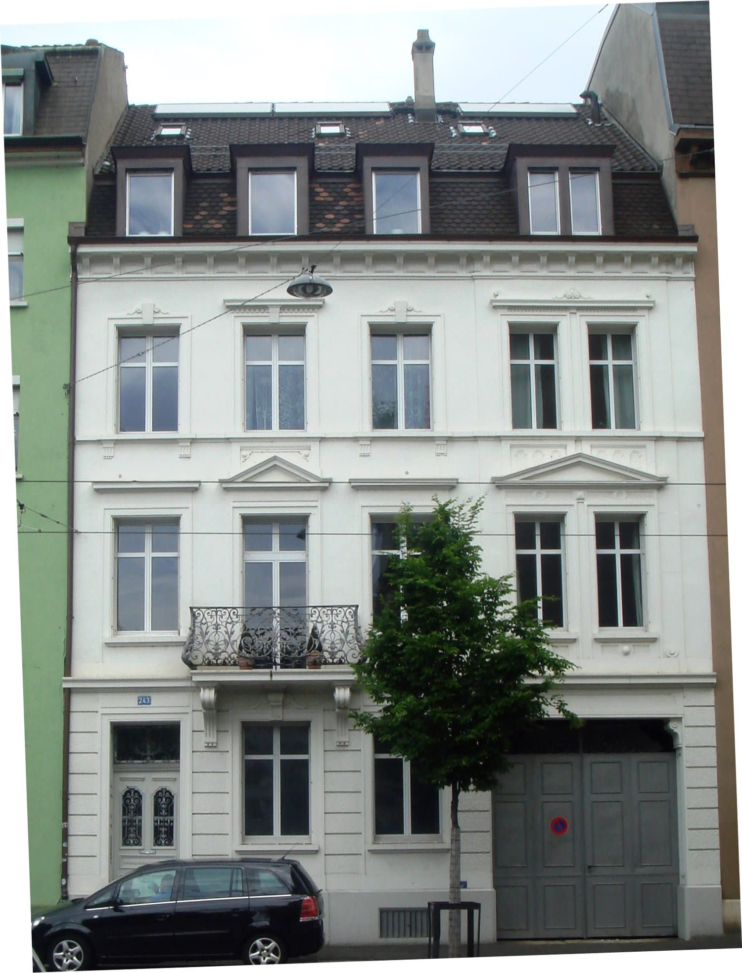 Güterstrasse, 243