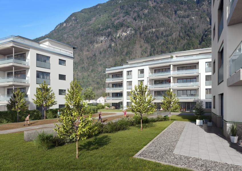 Spitalstrasse 4c + 4e