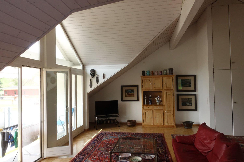 Komfortable Dachwohnung