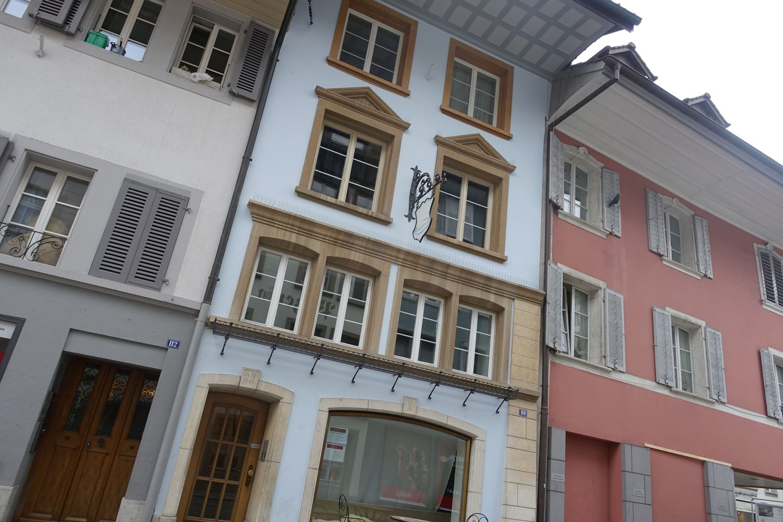 Wohnung in der schönen Altstadt von Zofingen