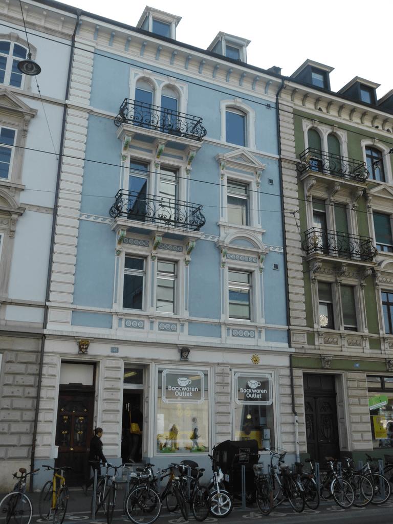 Güterstrasse 120