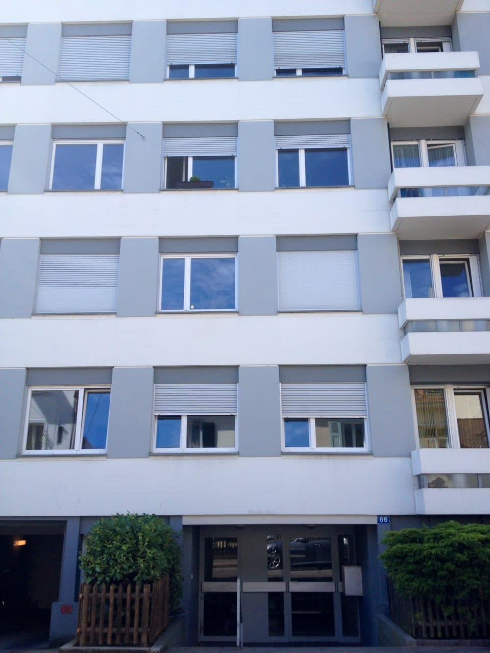 Amerbachstrasse 86