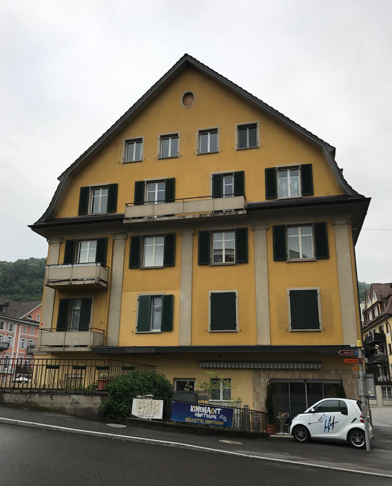 Badstrasse 1