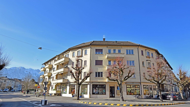 Waisenhausstrasse 1