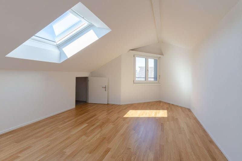 Miete: Wohnung mit schöner Aussicht