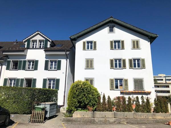 Charmante 3 Zimmerwohnung Mit Balkon Jona Wohnung Mieten