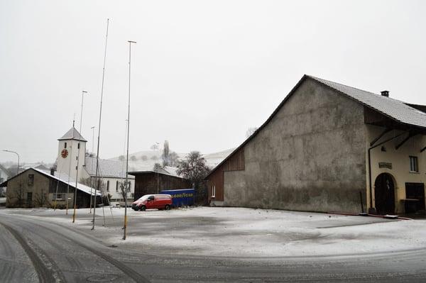 Attraktives Bauland Mit Einem Projekt Mit 8 Wohnungen Mandach