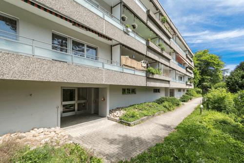Felsenacker 3 (Hauseingang links)