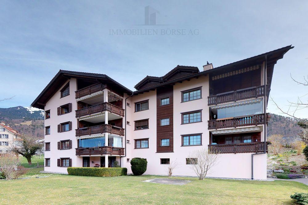 Moderne 5 Zimmer Dachwohnung an kinderfreundlicher Lage in Malans ...