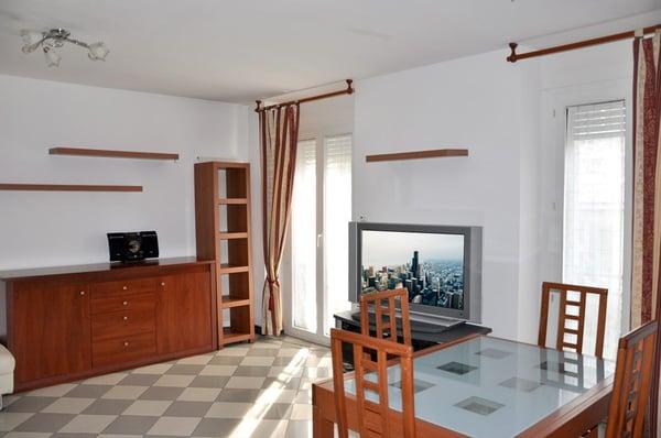 Bel duplex 3,5 locali in zona centralissima con cabina armadio e ...