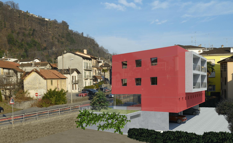 Via Vallemaggia 85