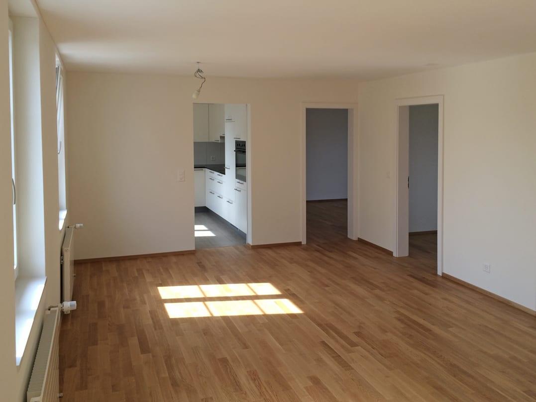 Mieten: Wohnung, kürzlich neu renoviert