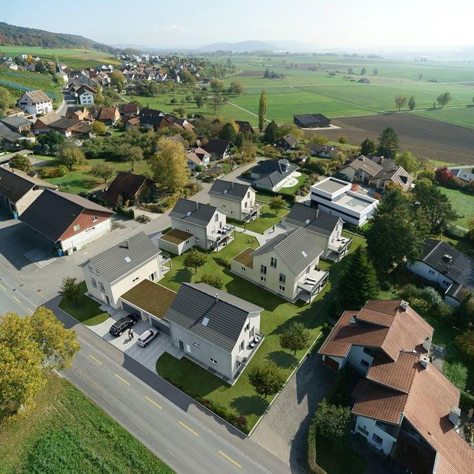 Einfamilienhaus: moderner Ausbau an bester Wohnlage