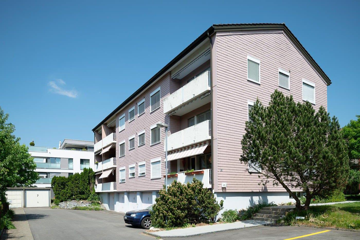Steinäckerstrasse 8