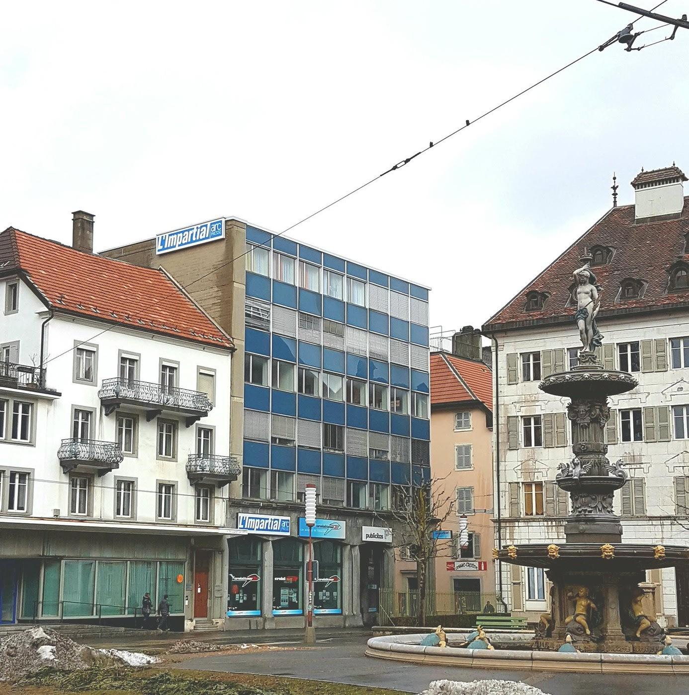 Rue Neuve 14