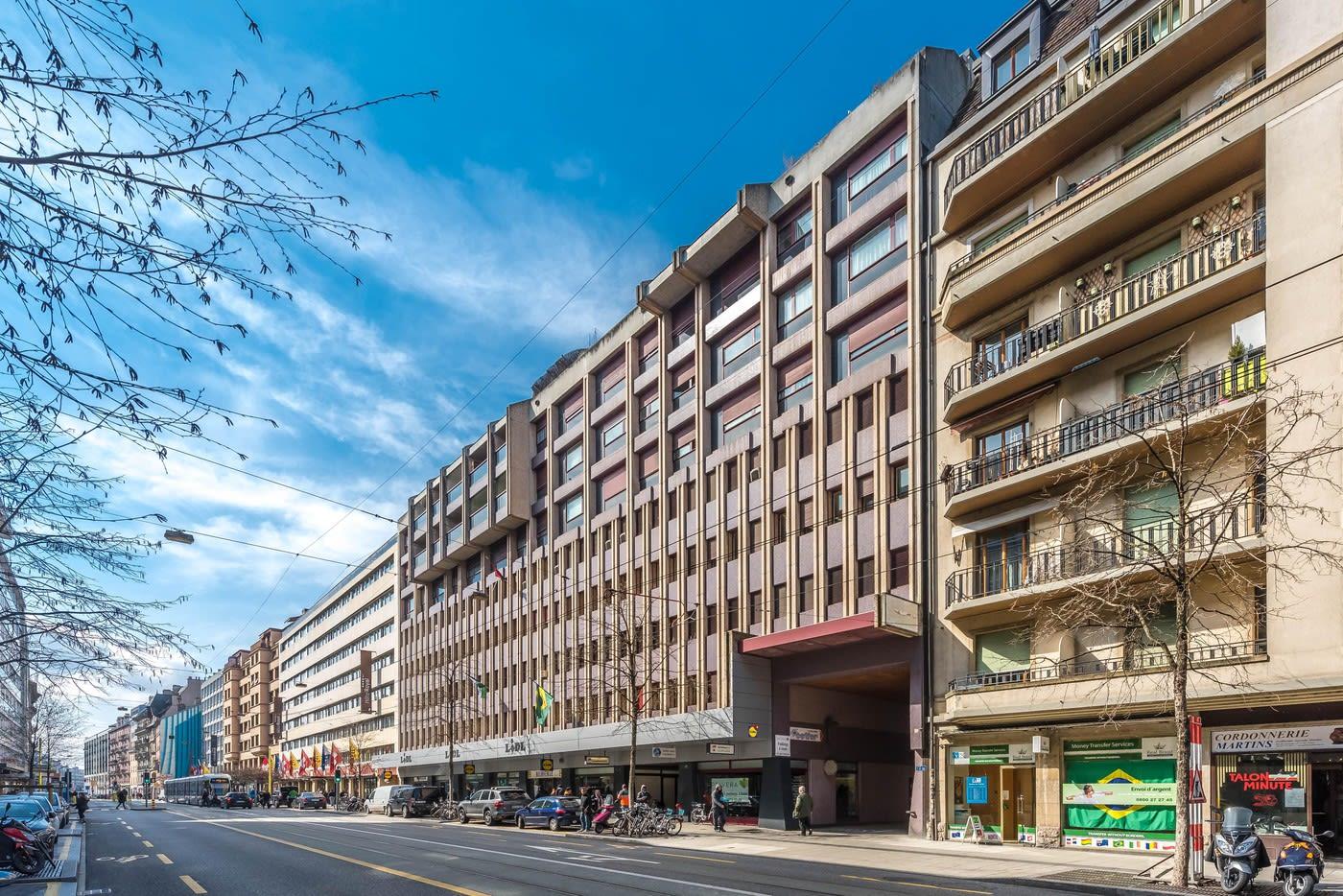 Rue de Lausanne 45-47