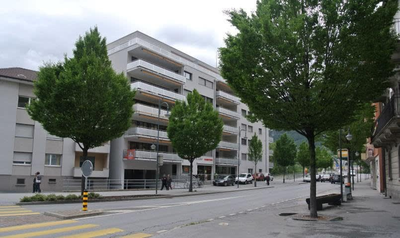 Bahnhofstrasse 4